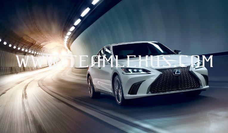 Review Spesifikasi Lengkap Lexus ES