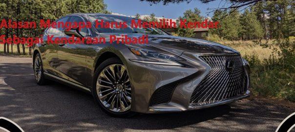 Alasan Tepat Mengapa Harus Memilih Kendaraan Lexus