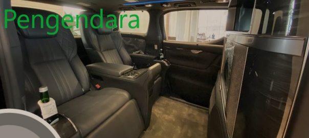 Fasilitas Lexus Car Bagi Pengendara